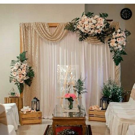 daftar paket dekorasi pernikahan yogyakarta (bisa nego