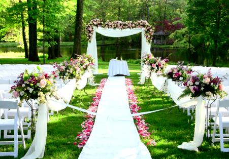 Harga Paket Dekorasi Outdoor Yogya Diy Pusat Wedding Organizer