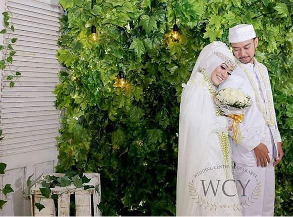 Rias Pengantin Muslimah Syar I Jogja Pusat Wedding Organizer