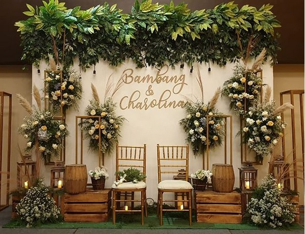 Dekorasi Rustik Jogja Pusat Wedding Organizer Yogyakarta